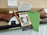 1973 Remington 1100 Ducks Unlimited NIB