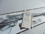2011 Winchester 1892 44-40 Carbine In The Box