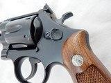 1958 Smith Wesson 28 No Dash 4 Screw MINT - 3 of 8