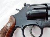 1958 Smith Wesson 28 No Dash 4 Screw MINT - 5 of 8