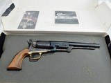 Colt Walker 2nd Generation Blackpowder In The Box