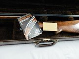 """1984 Browning Superposed 20 Gauge In The Case*** Hard to Find Round Body Signed Gun 28 inch field chokes"""" Lightning """""""