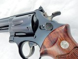 1964 Smith Wesson 57 41 Magnum In The Case - 4 of 11