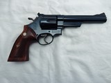 1964 Smith Wesson 57 41 Magnum In The Case - 5 of 11