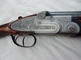 1951 Beretta SO3 English Stock Double Trigger