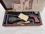 Colt 1851 2nd Generation Lee C Series New In The Case