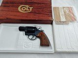 1979 Colt Detective Special 38 2 Inch In The Box