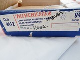 Winchester 94 30-30 New In The Box Red White Blue - 2 of 9