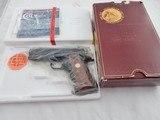 1987 Colt Commanding Officers 45ACP NIB