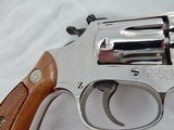 1974 Smith Wesson 34 4 Inch Nickel In The Box - 7 of 10