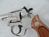 1974 Smith Wesson 34 4 Inch Nickel In The Box - 5 of 10