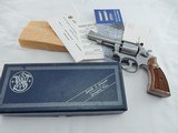 1974 Smith Wesson 67 K38 In The Box