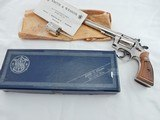 1977 Smith Wesson 48 Dual Cylinder Nickel