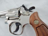 1977 Smith Wesson 48 Dual Cylinder Nickel - 5 of 17