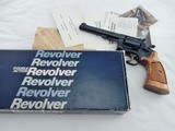 1982 Smith Wesson 17 K22 In The Box