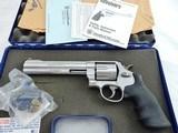 2001 Smith Wesson 629 Classic No Lock NIB - 1 of 6