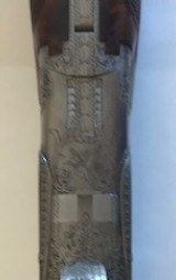 Browning Superposed Broadway Trap Custom Shop Side Plated Chambord (F1) 12 Gauge Shotgun - 11 of 15