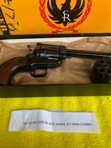 Ruger Blackhawk Combo 357/9mm