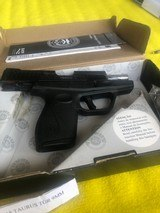 Taurus PT9mm pistol