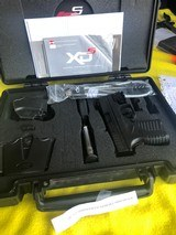 SPRINGFIELD ARMY XDS PACKAGE 9MM PISTOL WITH LASER