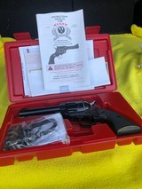 Ruger 50th ann.357 magset