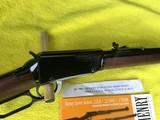 Henry Lever Action 22LR Rifle, Model HOOLT - 2 of 2