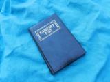 COLT DERRINGER HIDE-AWAY BOOK - 1 of 2