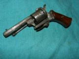 PIN FIRE REVOLVER 25 CAL. - 2 of 4