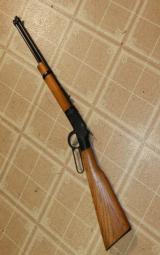 ITHACA MODEL 49 LEVER ACTION .22LR - 1 of 4