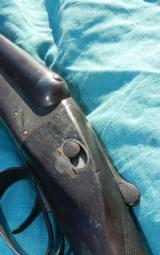 W.W. GREENER 12 GA. DOUBLE SHOTGUN - 3 of 6