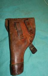 SWEDISH ARMY HOLSTER DATED 1938 - 1 of 3