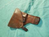 SWEDISH ARMY HOLSTER DATED 1938 - 2 of 3