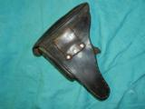 LUGER HOLSTER 1916 - 2 of 4