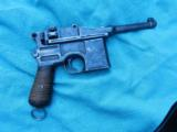 MAUSER BROOMHANDLE BOLO 96 MATCHING NUMBERS - 1 of 4