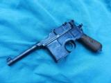 MAUSER BROOMHANDLE BOLO 96 MATCHING NUMBERS - 2 of 4