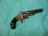 S&W no.1 THIRD ISSUE REVOLVER - 3 of 4
