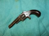 S&W no.1 THIRD ISSUE REVOLVER - 1 of 4