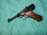 STOEGER P08 LUGER .22 CAL. - 5 of 5