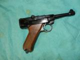 STOEGER P08 LUGER .22 CAL. - 3 of 5