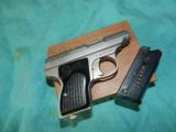 STERLING STAINLESS .22LR AUTO - 1 of 3
