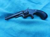 S&W TIP UP .22 CAL REVOLVER - 6 of 6