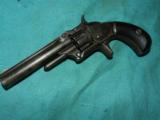 S&W TIP UP .22 CAL REVOLVER - 3 of 6