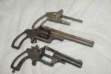 MERWIN & HULBERT PARTS GUNS - 1 of 6