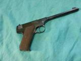 COLT WOODSMAN EARLY MODEL .22LR - 6 of 6