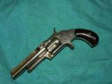 S&W .32 RIM TIP UP REVOLVER - 1 of 4