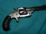 S&W TIP UP .32 S&W SPUR TRIGGER - 2 of 4