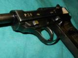 WALTHER P38 WWII PISTOL - 5 of 6