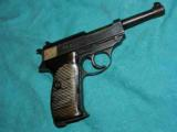 WALTHER P38 WWII PISTOL - 1 of 6