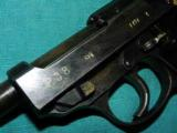 WALTHER P38 WWII PISTOL - 4 of 6