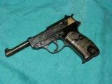 WALTHER P38 WWII PISTOL - 2 of 6